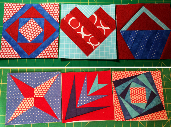 By Chris S. – first time paper piecing