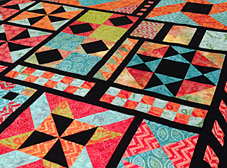 Learn to Quilt - Aiming for Accuracy Booklet