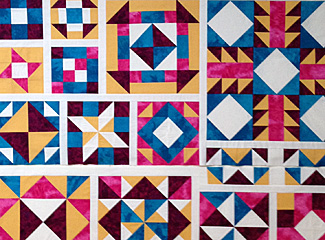 Learn to Quilt -Aiming for Accuracy II Booklet