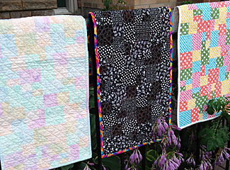Cobblestone Mat Table Runner Quilt Pattern