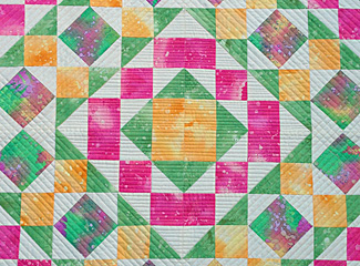 Penny Candy Mini Quilt Pattern