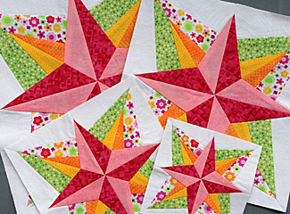 Starlight - Paper Pieced Templates
