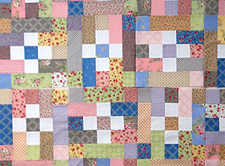 Urban Neighbourhoods Quilt Pattern
