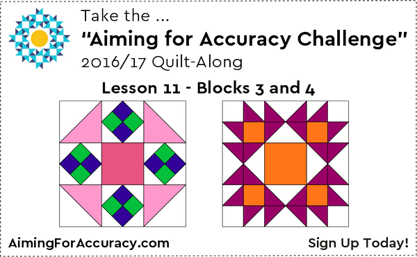 Lesson 11: Blocks 3, 4