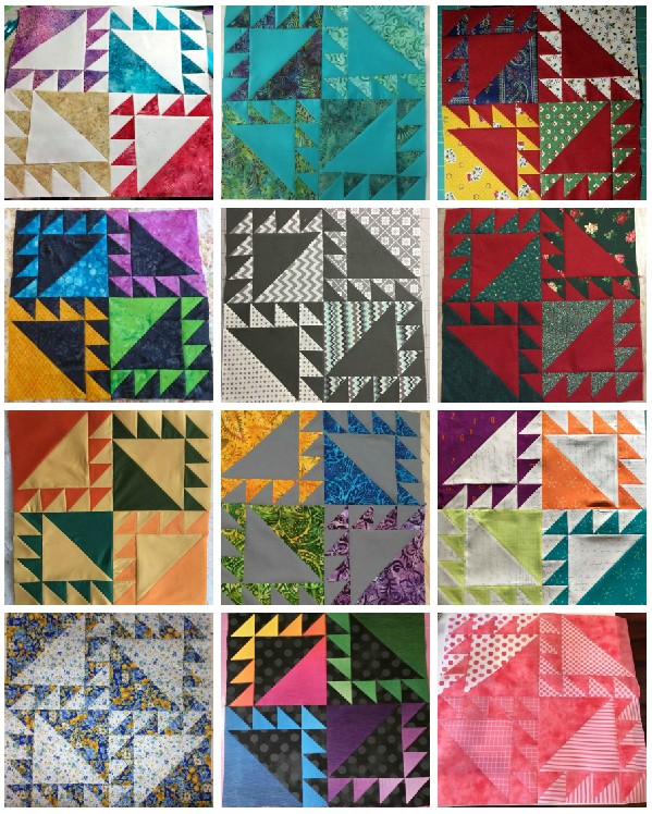 Lesson 1 Block Collage